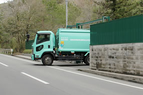 一般廃棄物収集運搬